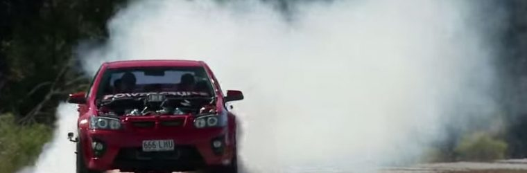 727 Cubic Inches and Australian Tire Smoke! – Roadkill Episode 10